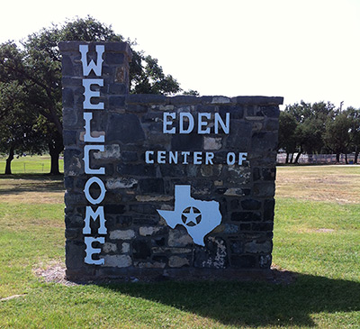 Welcome to Eden - photo